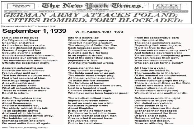 wh auden september 1 1939