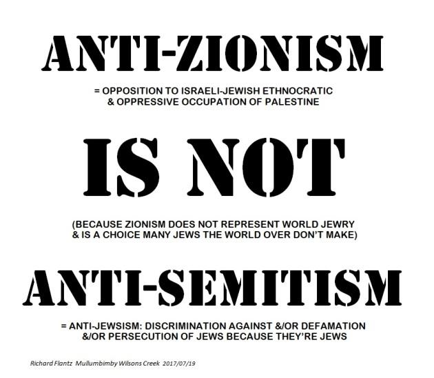 antizionism isnot meme2